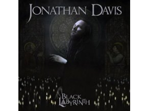 JONATHAN DAVIS - Black Labyrinth (LP)