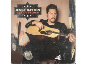 JESSE DAYTON - The Outsider (LP)
