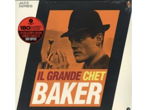 CHET BAKER - Il Grande (Limited Edition) (LP)