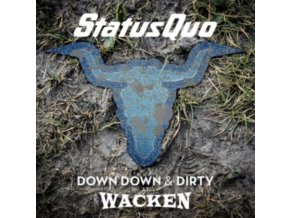 STATUS QUO - Down Down & Dirty At Wacken (LP)