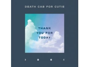 DEATH CAB FOR CUTIE - Thank You For Today (LP)