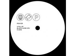 "PRAYER - Vital Ep (12"" Vinyl)"