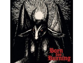 "BORN FOR BURNING - Born For Burning (7"" Vinyl)"