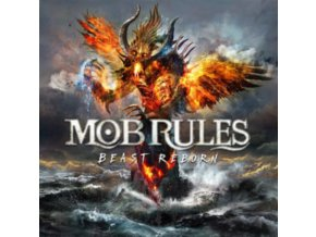 MOB RULES - Beast Reborn (Limited Edition) (LP + CD)