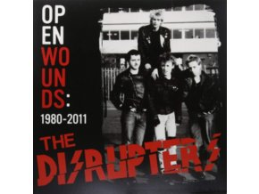 DISRUPTERS - Open Wounds: 1980 - 2011 (LP)