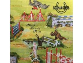 BOXHAMSTERS - Black Beauty Farm (LP + CD)