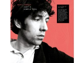 BERT JANSCH - Just A Simple Soul (LP)