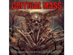 VARIOUS ARTISTS - Critical Mass Volume 2 (LP)