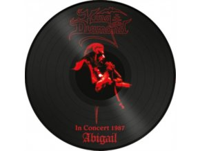"KING DIAMOND - In Concert 1987: Abigail (Picture Disc) (12"" Vinyl)"