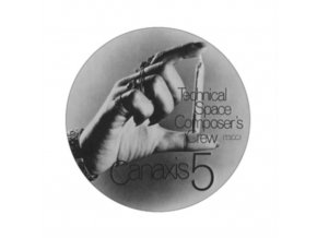 TECHNICAL SPACE COMPOSERS CREW - Canaxis 5 (Feat. Holger Czukay) (LP)