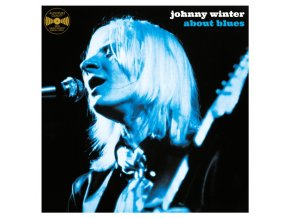 JOHNNY WINTER - About Blues (LP)