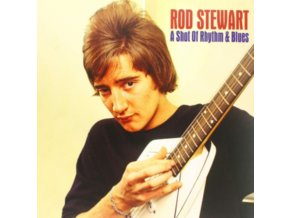 ROD STEWART - A Shot of Rhythm & Blues (LP)