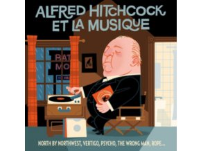 VARIOUS ARTISTS - Alfred Hitchcock & His Music (LP)