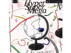 HOLYDRUG COUPLE - Hyper Super Mega (LP)