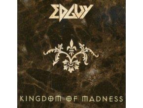 EDGUY - Kingdom Of Madness (Clear Vinyl) (LP)