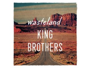 KING BROTHERS - Wasteland (LP)