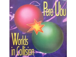 PERE UBU - Worlds In Collision (LP)