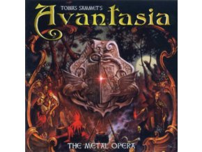 AVANTASIA - The Metal Opera Pt. I (Phd Exclusive Clear Orange Vinyl) (LP)