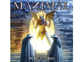 MANIMAL - Purgatorio (Blue Vinyl) (LP)