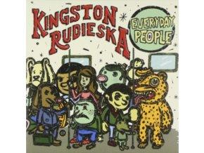 KINGSTON RUDIESKA - Everyday People (LP)