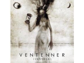VENTENNER - Invidia (White / Black Marble Vinyl) (LP)