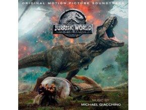 MICHAEL GIACCHINO - Jurassic World - Fallen Kingdom - OST (LP)