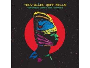 "TONY ALLEN & JEFF MILLS - Locked And Loaded (10"" Vinyl)"