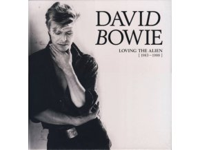 DAVID BOWIE - Loving The Alien (1983 - 1988) (LP Box Set)