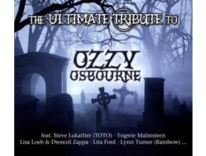 VARIOUS ARTISTS - Tribute To Ozzy Osbourne (LP)