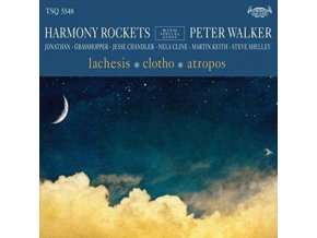 HARMONY ROCKETS WITH SPECIAL GUEST PETER WALKER - Lachesis / Clotho / Atropos (LP)