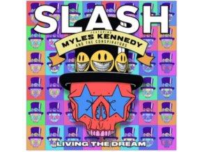 SLASH FT MYLES KENNEDY & THE CONSPIRATORS - Living The Dream (LP)