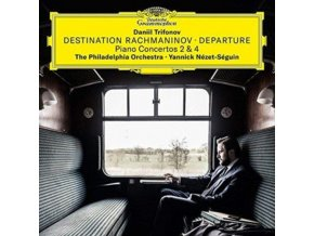 DANIIL TRIFONOV - Destination Rachman (LP)