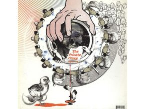 DJ SHADOW - The Private Press (LP)