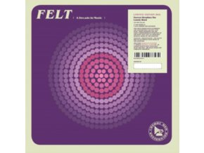 "FELT - Forever Breathes The Lonely Word (Remastered Edition) (7 + CD"" Vinyl)"