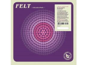 "FELT - Me And A Monkey On The Moon (Remastered Edition) (7 + CD"" Vinyl)"