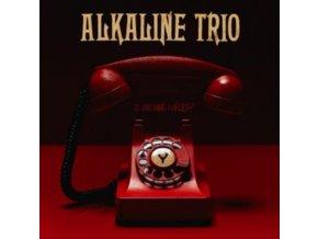 ALKALINE TRIO - Is This Thing Cursed? (LP)