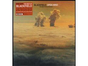 BLACKFIELD - Open Mind: The Best Of Blackfield (LP)
