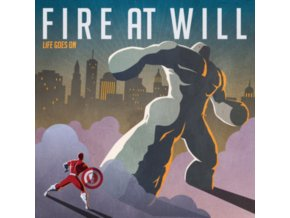 FIRE AT WILL - Life Goes On (LP)