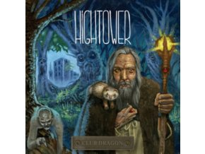 HIGHTOWER - Club Dragon (LP)