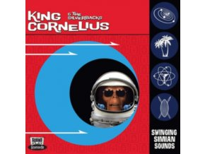 KING CORNELIUS & THE SILVERBACKS - Swinging Simian Sounds (LP)