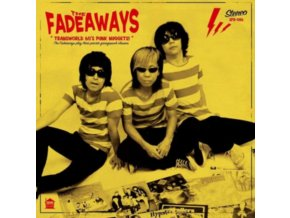 FADEAWAYS - Transworld 60s Punk Nuggets (LP)