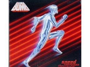 GAMA BOMB - Speed Between The Lines (Yellow Vinyl) (LP)