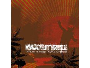 MAJORITY RULE - Interviews With David Frost (White Vinyl) (LP)