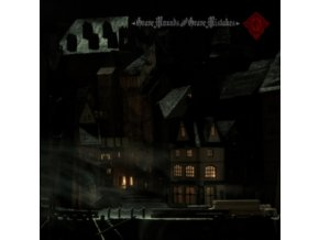 A FOREST OF STARS - Grave Mounds And Grave Mistakes (Clear Vinyl) (LP)