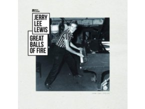 JERRY LEE LEWIS - Great Balls Of Fire (LP)