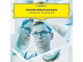 VIKINGUR OLAFSSON - Johann Sebastian Bach (LP)