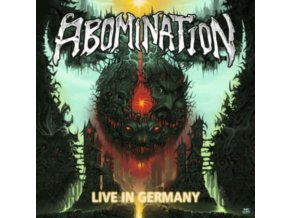 "ABOMINATION - Live In Germany (7"" Vinyl)"