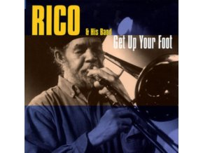 RICO & HIS BAND - Get Up Your Foot (LP)