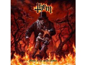 THEM - Manor Of The Se7En Gables (LP + CD)