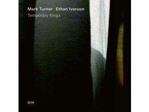 MARK TURNER & ETHAN IVERSON - Temporary Kings (LP)